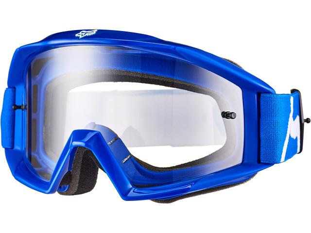 Fox Main Race Goggles blue